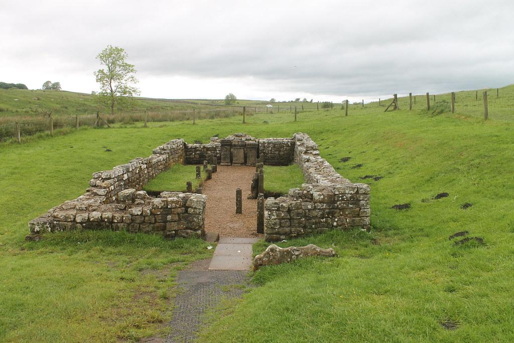 Carrawburgh Mithraeum