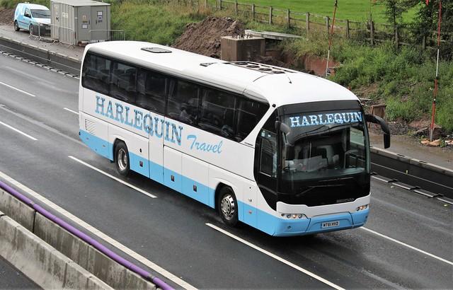 MT61 HVD.  Edwards (Harlequin Travel); High Wycombe (BK)