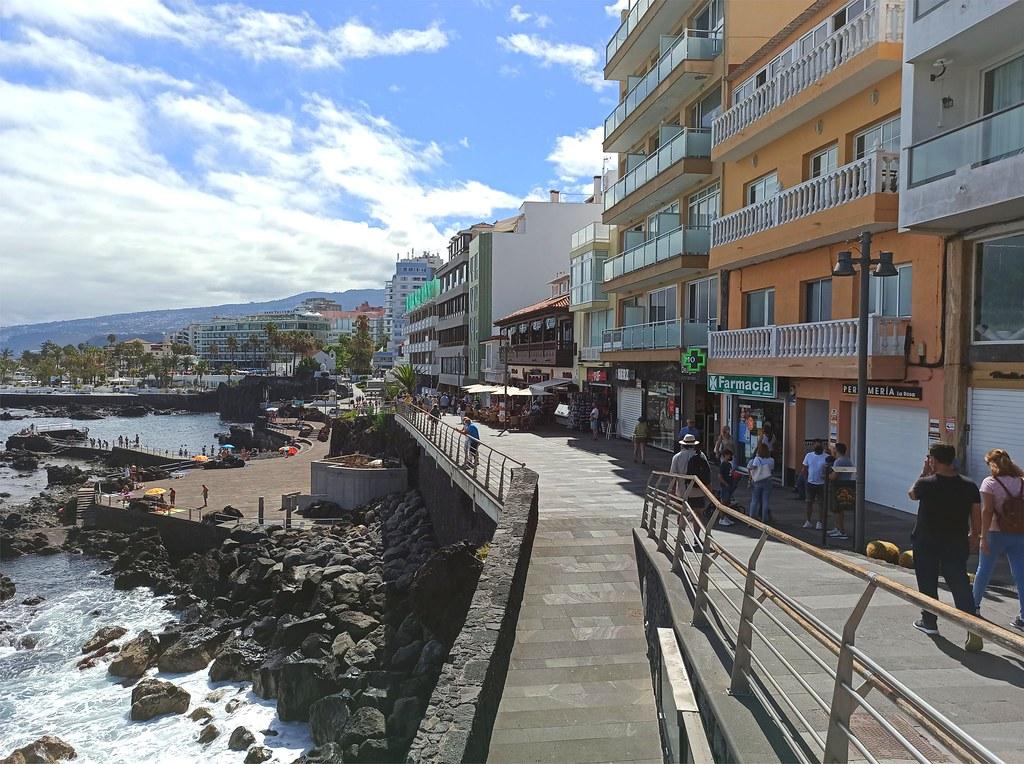 Paseo de San Telmo