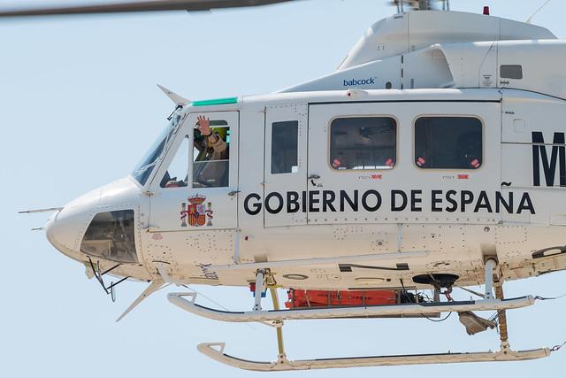Bell 412 MZ7B   EC-MAQ