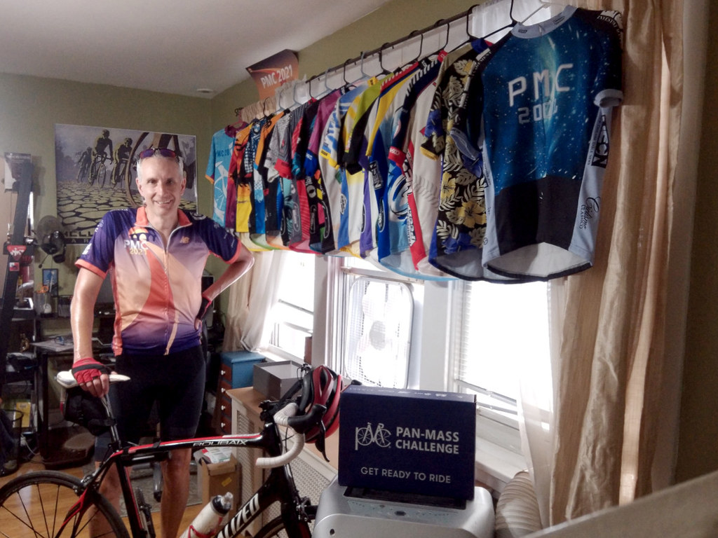 16 years of PMC jerseys