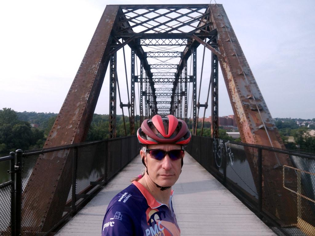 GAP McKeesport railroad bridge
