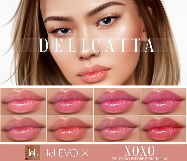 Delicatta - XOXO (LeLUTKA Evolution/Evolution X)