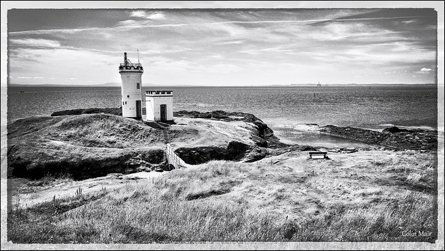 Elie Ness Lighthouse - 2021-07-24th