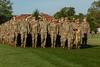 11th Regiment, Advanced Camp, Graduation