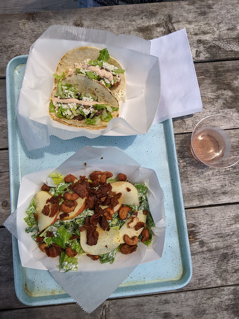 lunch @ The North Fork Shack