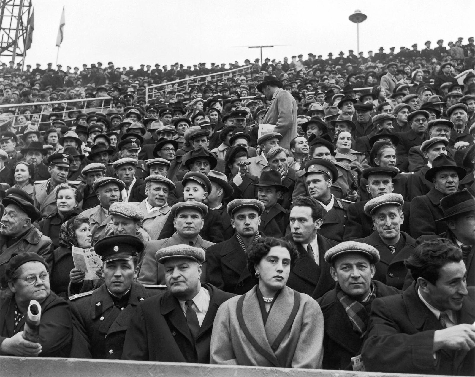 1955. Стадион Динамо