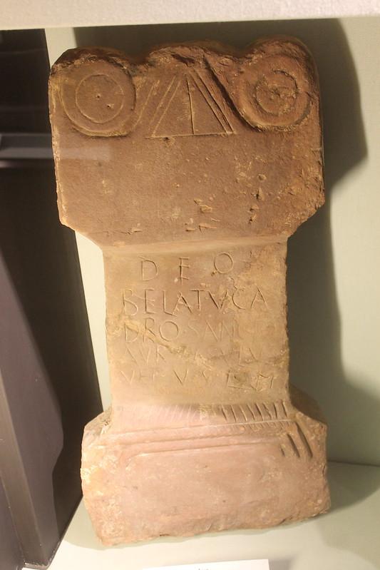 Altar to Belatucadrus