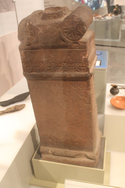 Altar to Maponus and the Imperial Cult