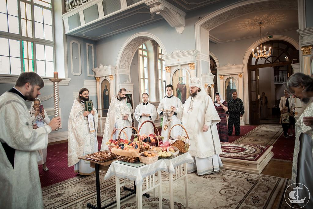 19 августа 2021, Преображение Господне/ 19 August 2021, Transfiguration of the Lord