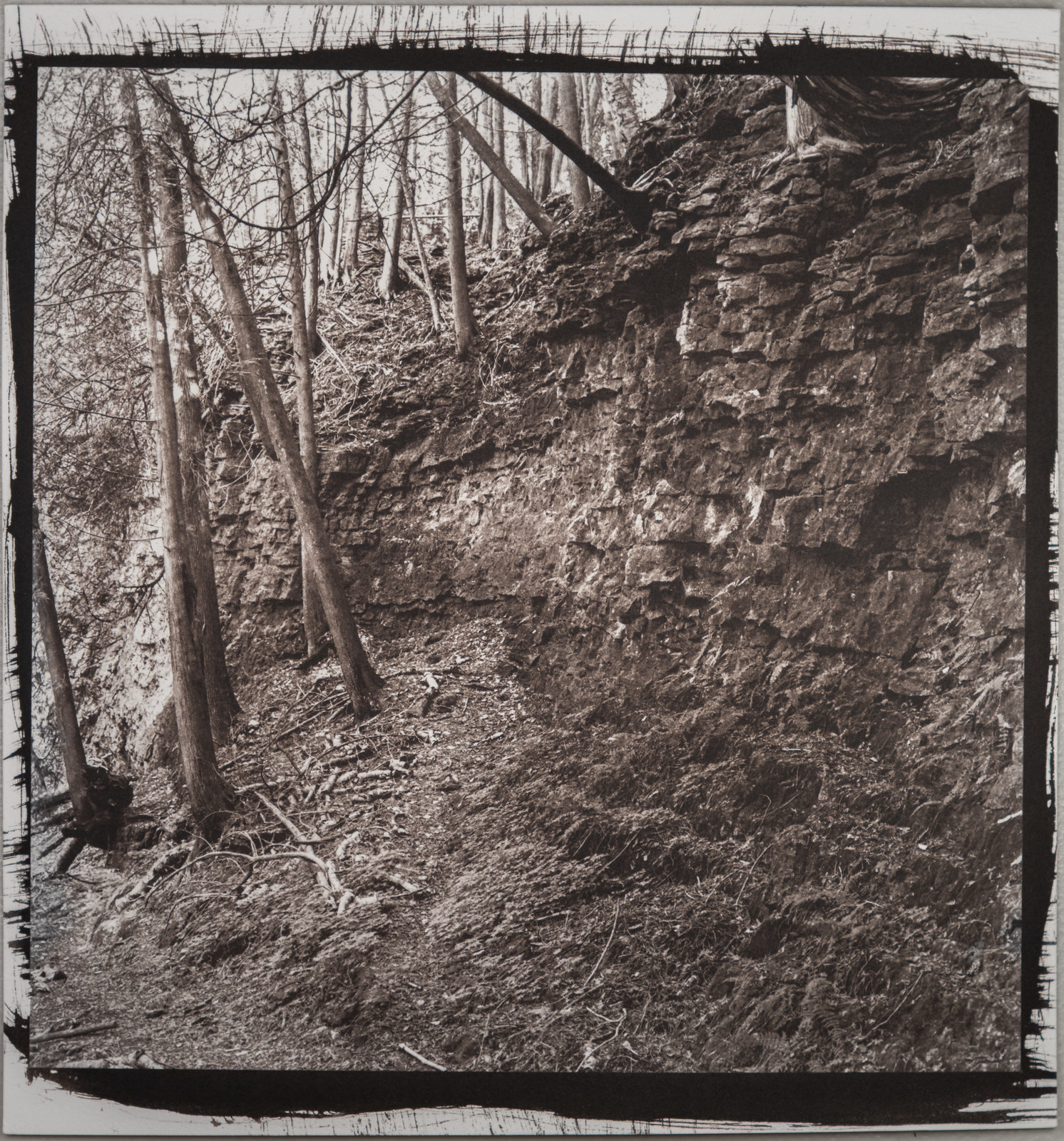 Gorge Wall