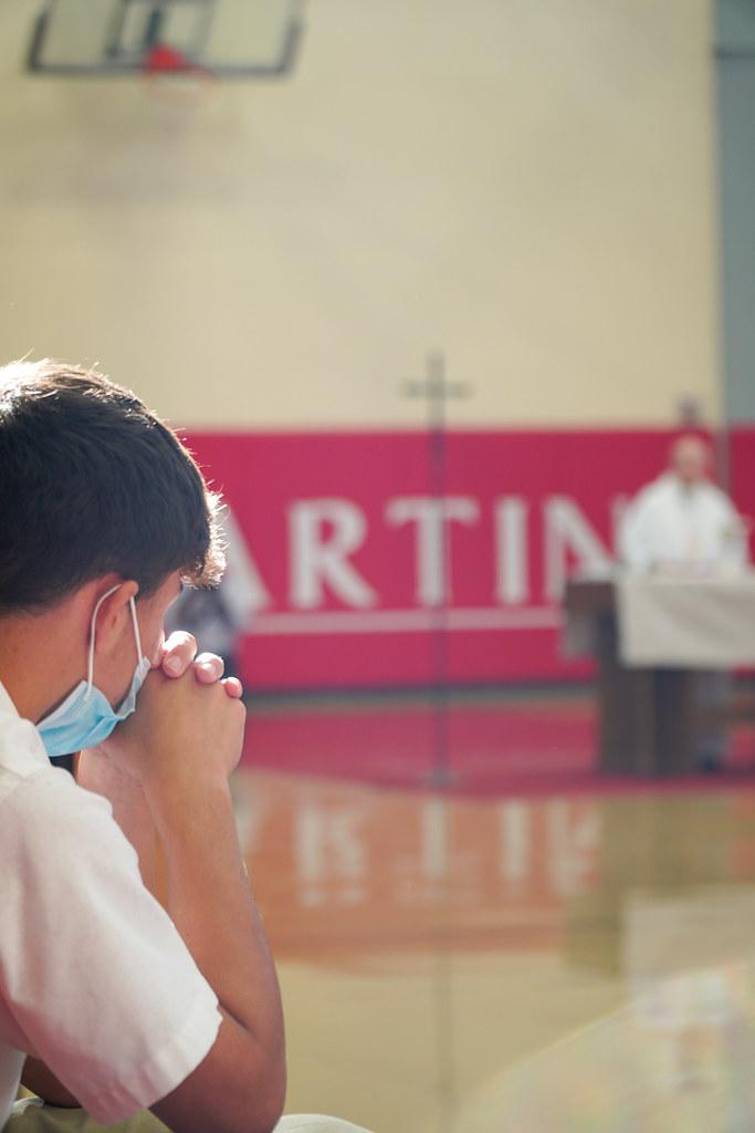 8th and 9th-Grade Class Liturgy