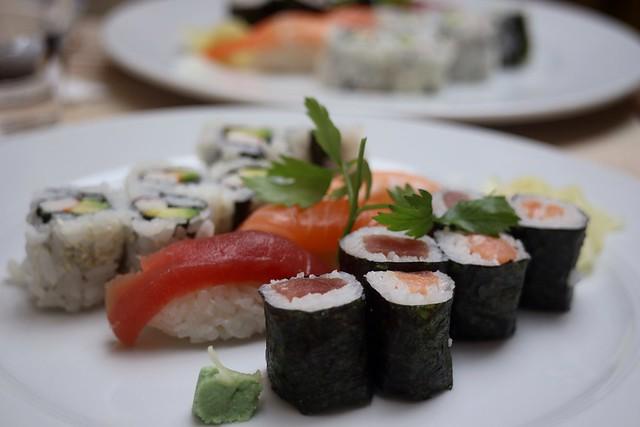 寿司 / Sushi     Foca Oplex  1:3.5  f=3.5cm