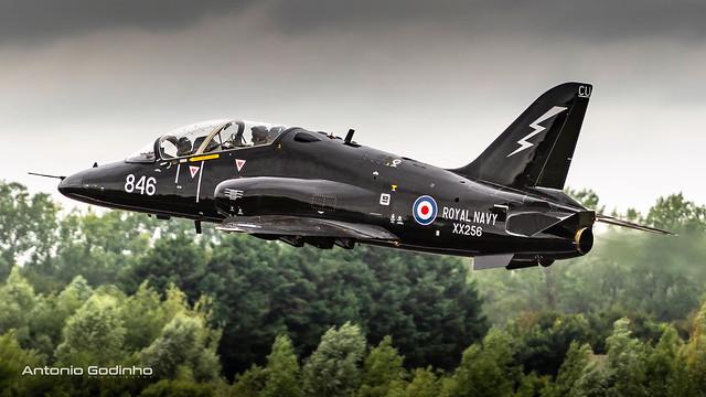 Royal Navy 736 Naval Air Squadron Hawk T.1/1A