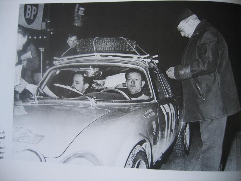 Matra Djet V – Montecarlo 1966