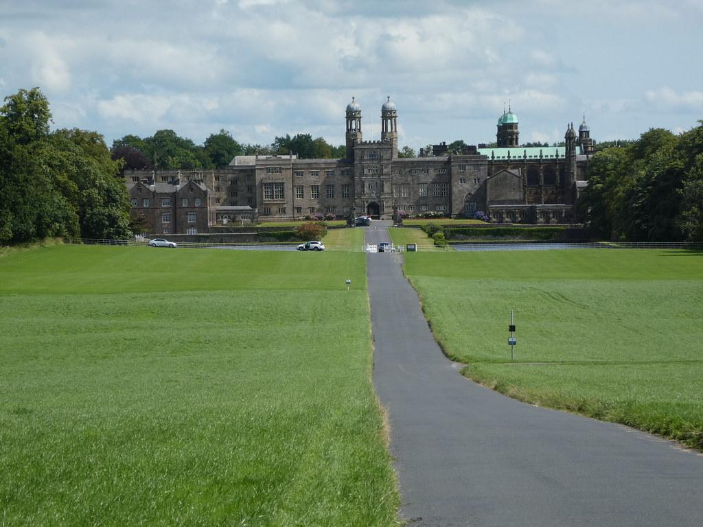 Stonyhurst College, Hurst Green
