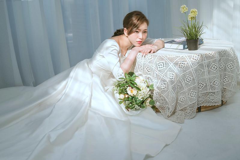 綠攝影像_自主婚紗_韓系婚紗_Oscar