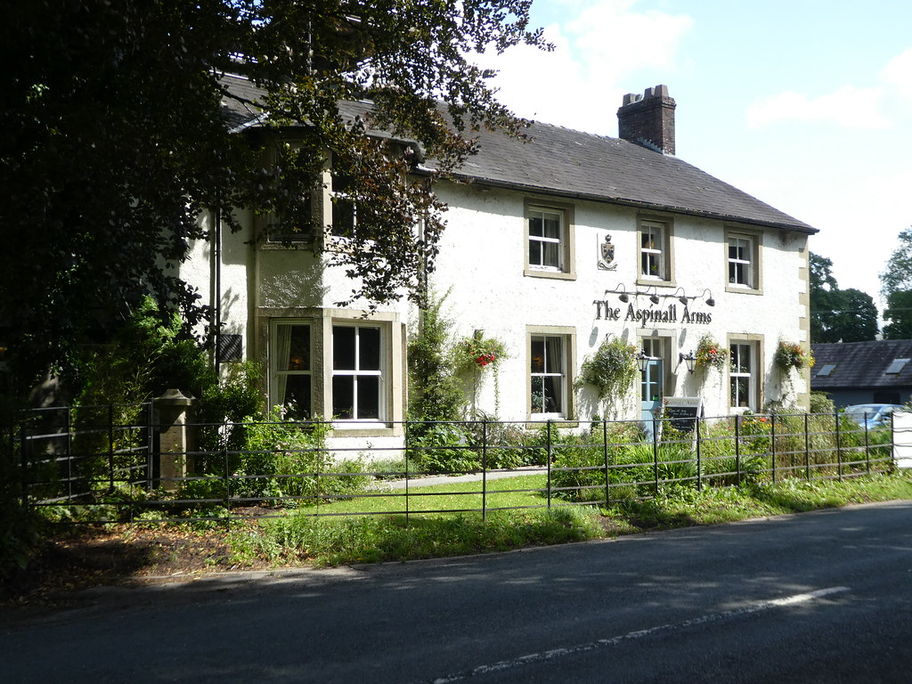 The Aspinall Arms, Mitton, Lancashire