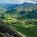 Great Langdale from the Pikes