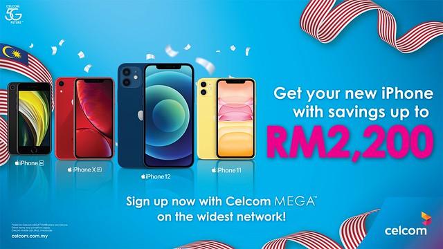 Celcom Bantu Untuk Kekal Berhubung, Sentiasa Prihatin Dengan Rakyat Malaysia