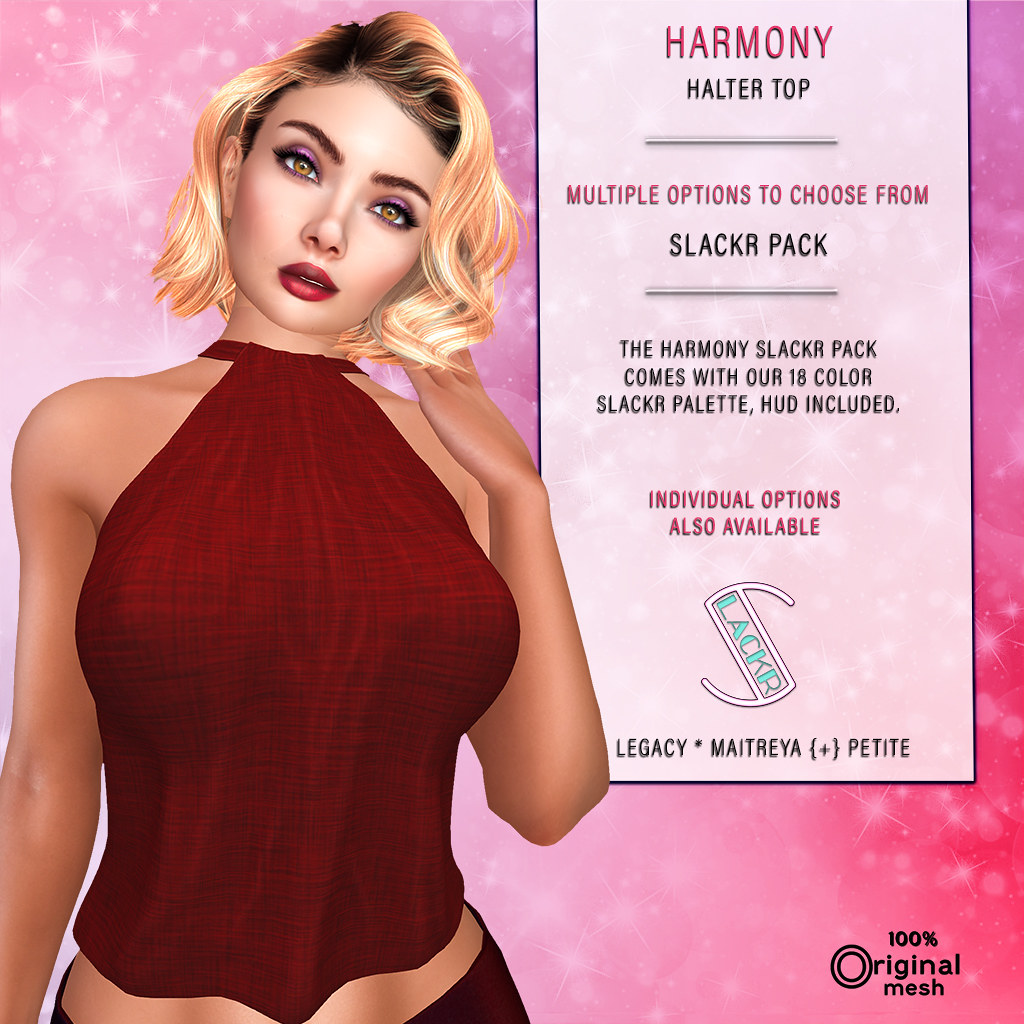 Slackr :: Harmony {Slackr Pack}