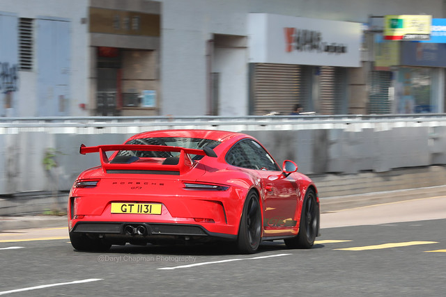 Porsche, 991 GT3, Sha Tin, Hong Kong
