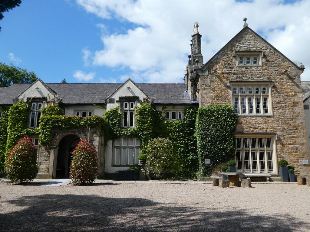 Mitton Hall, Mitton, Lancashire