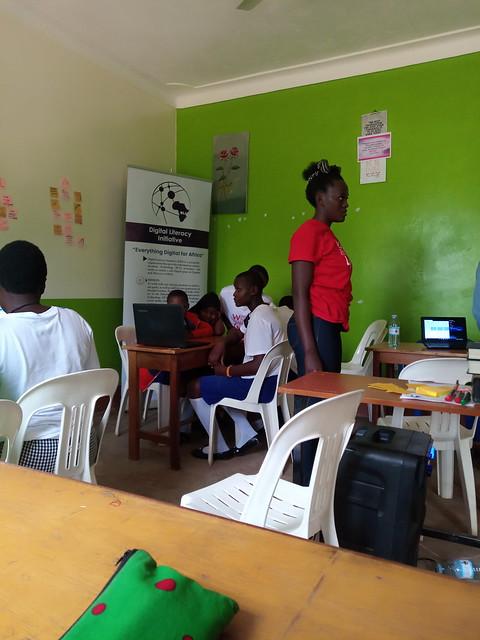Tech4Girls Workshop held in Mukono District
