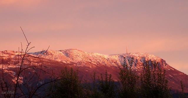 Magic Mountain Sunrise