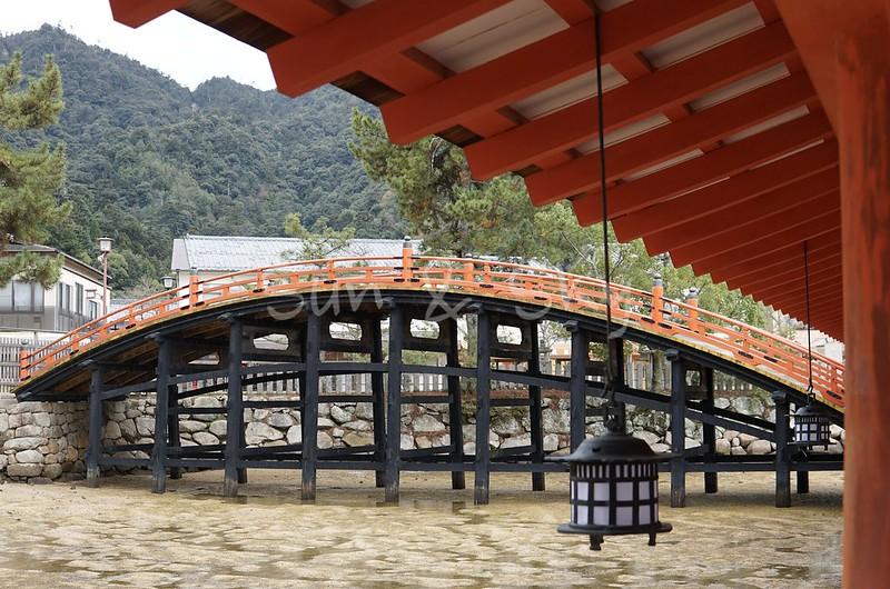 miyajima-bridge