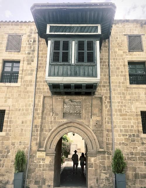 Architecture in Nicosia