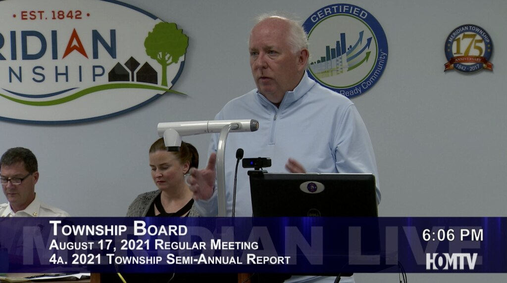 Highlights From The Township 2021 Semi-Annual Report Presentation