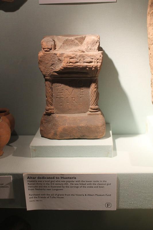 Altar to Veteris