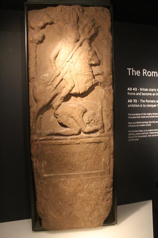 Funerary Monument of Flavinus (Replica)