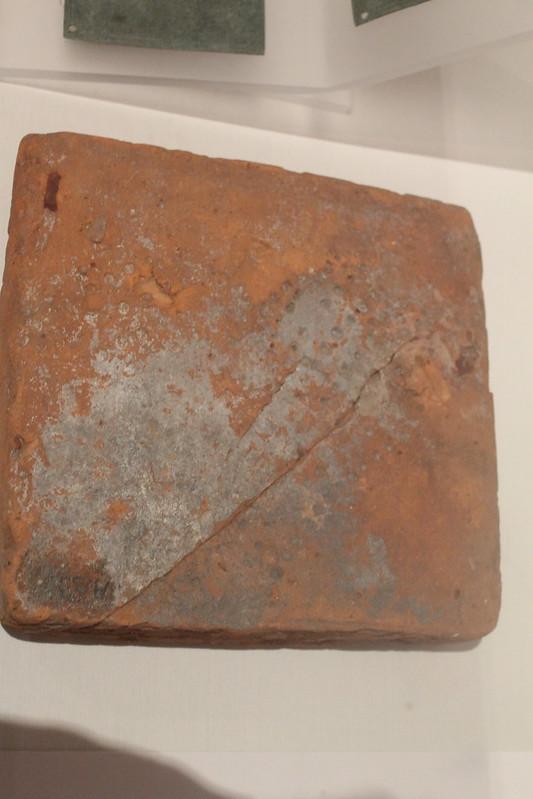 Tile Stamp of the Ala II Flavia
