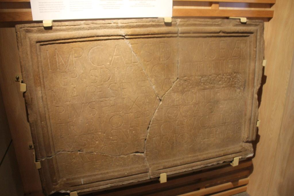Building Inscription