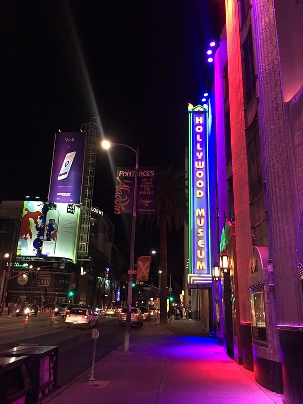 Los Angeles Vacation