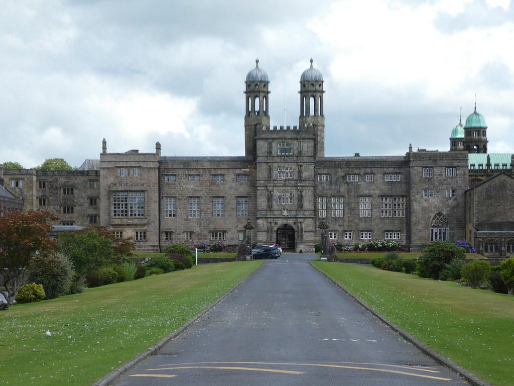Stonyhurst College in Lancashire