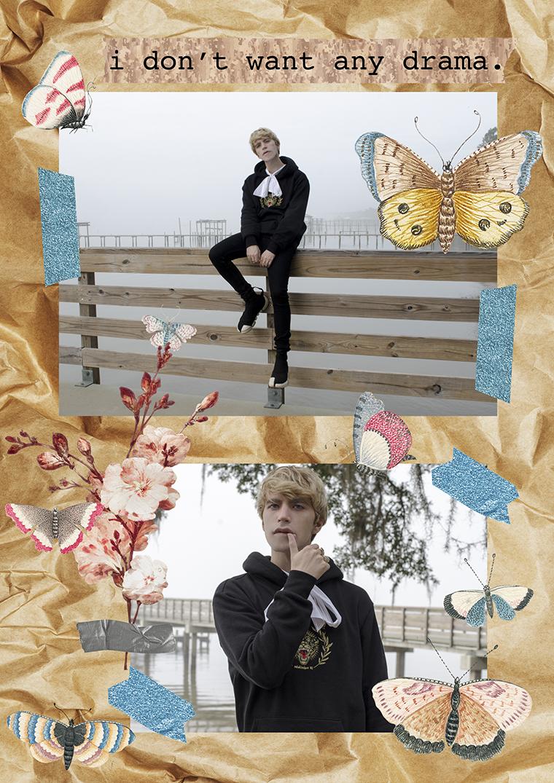 9. dear diary i don't want any drama