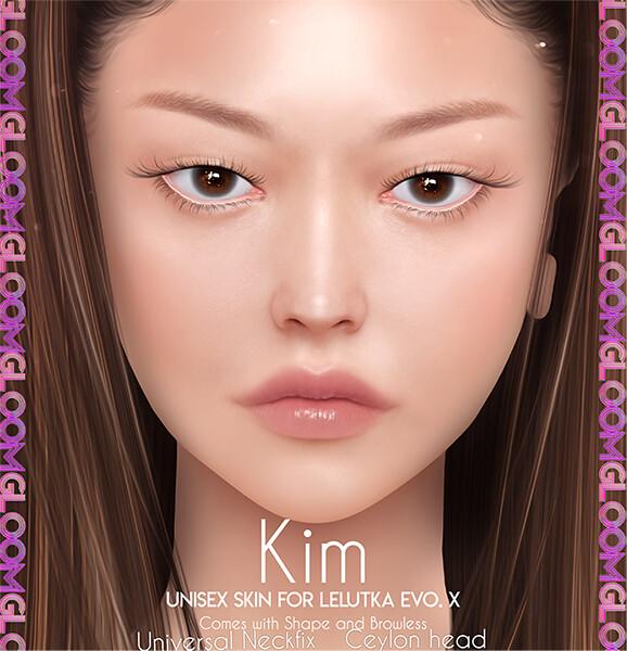 Gloom. - Kim Skin - AD