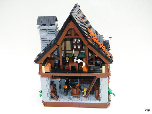 medieval house : the cooper