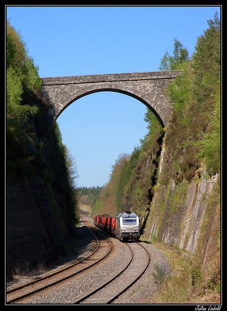 Détourné sous le Pont Napoléon