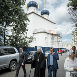 19 августа июля 2021, Преображение Господне. Спасо-Преображенский собор (Тверь) | 19 August 2021, The Transfiguration. Transfiguration Cathedral (Tver)