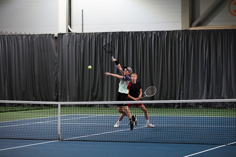 """Starptautiskās Tennis Europe sacensības """"Liepaja International Tournament"""" U14 3.diena. Foto: Mārtiņš Vējš / 3rd day Tennis Europe """"Liepaja International Tournament"""" for U14"""