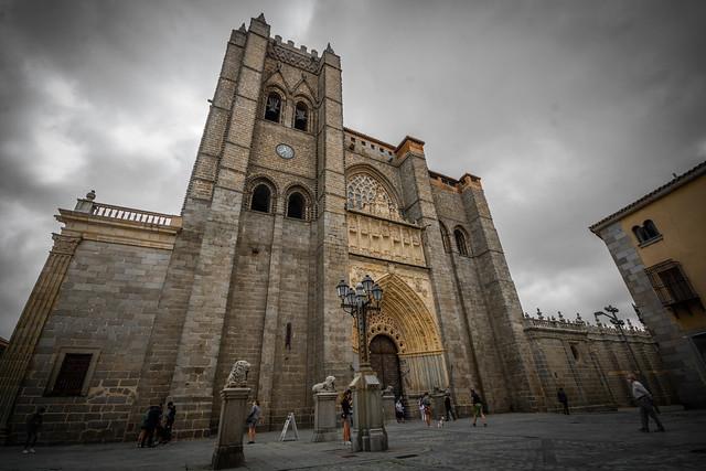 Catedral de Avila, Castilla y León, España