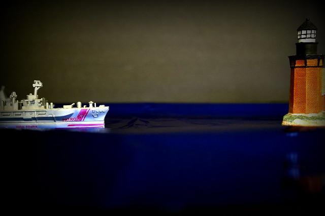 The Obstinate Lightouse - Bijou Planks 231/365