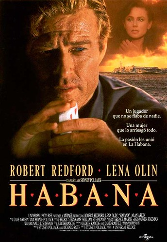 Cartel de la película Habana