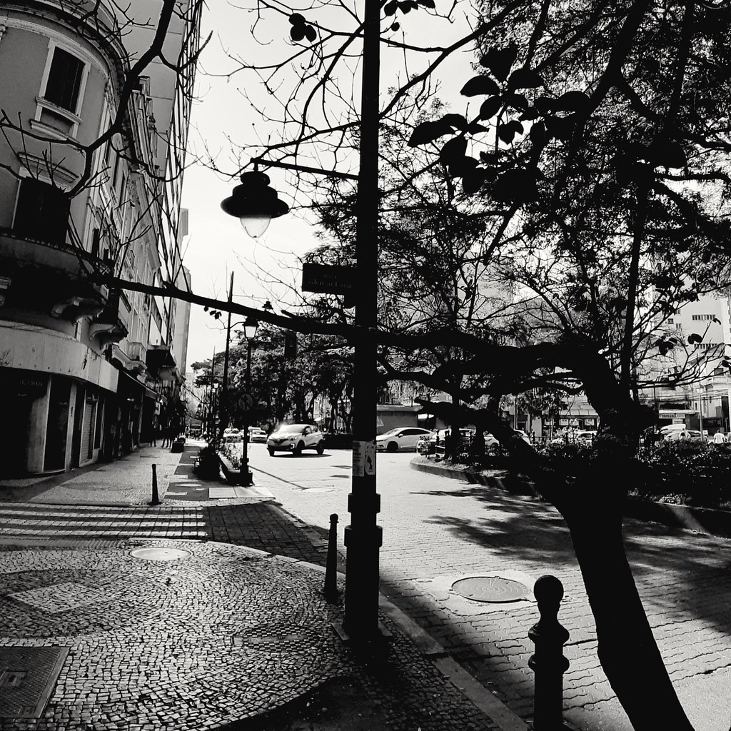 Winter in Petropolis, Brazil.