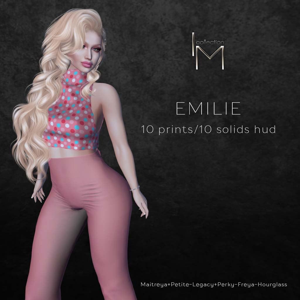 I.M. Collection Emilie @ SENSE