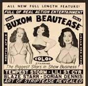 Buxom Beautease ad cropped